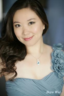 Boya Wei - Age 29 - Soprano