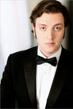 James Edgar Knight - Age 24 - Tenor