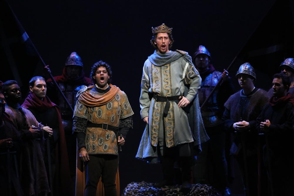 Macbeth at the Palm Beach Opera