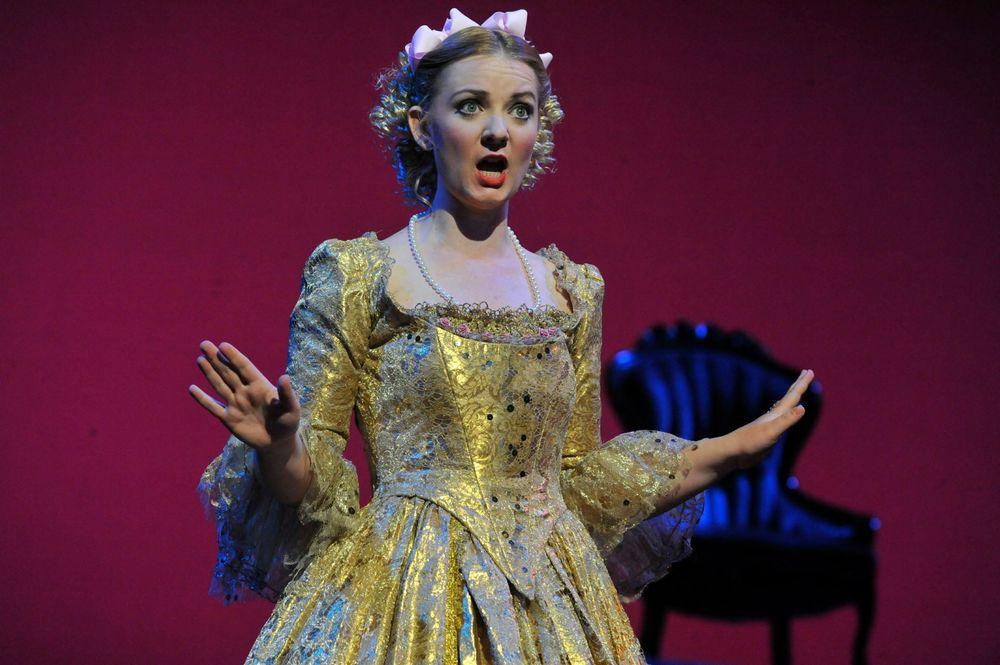 Candide (Cunegonde - Amarillo Opera)
