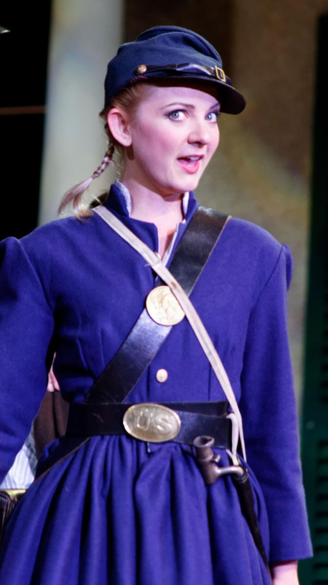 Daughter of the Regiment (Marie - Opera Fort Collins)