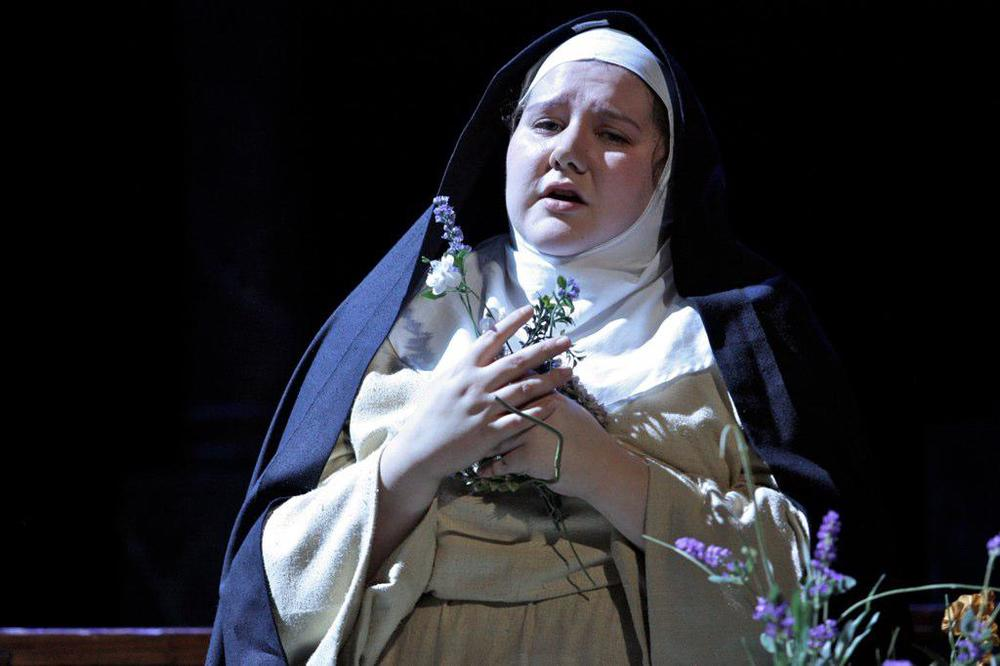 Suor Angelica - Mannes Opera 2014 - Picture by Eugenia Ames