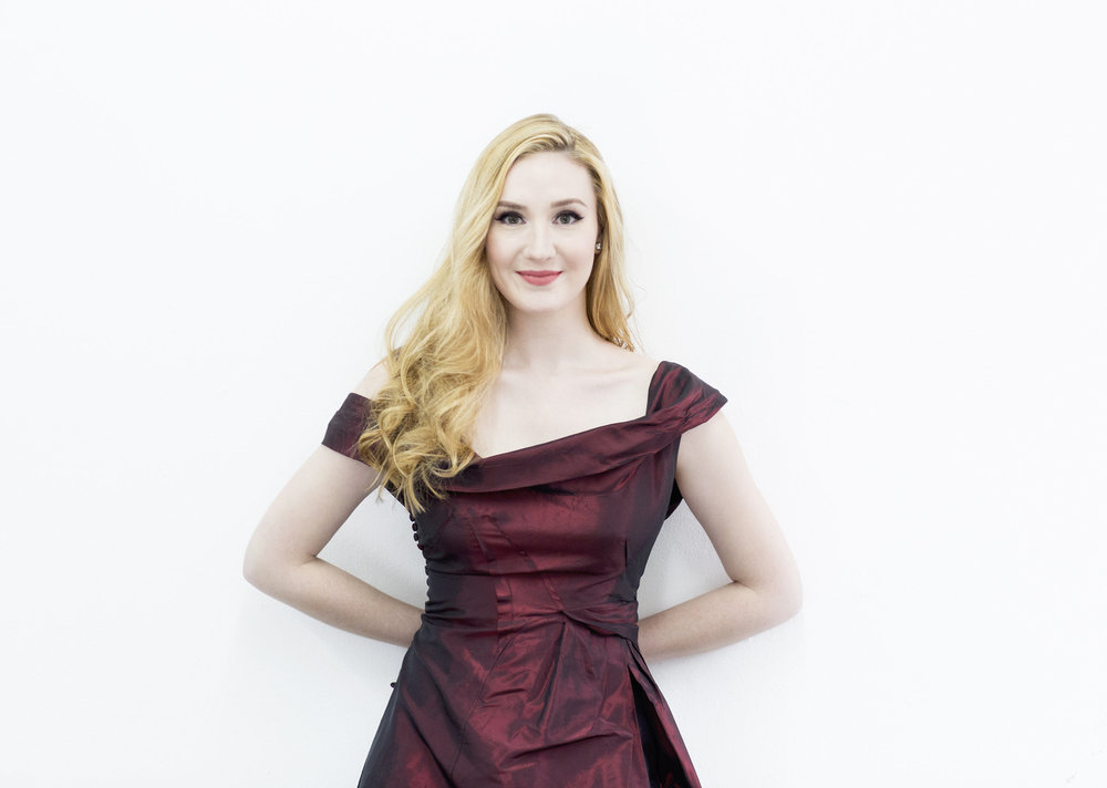 American Mezzo Soprano Samantha Hankey Grand Finals Winner Of The 2017 Metropolitan Opera National Council Auditions And First Prize Winner Of The Dallas
