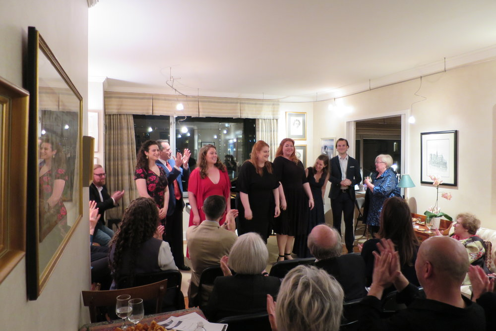 Launch Event 2018 - Hosted by Leslie and Harmar Brereton