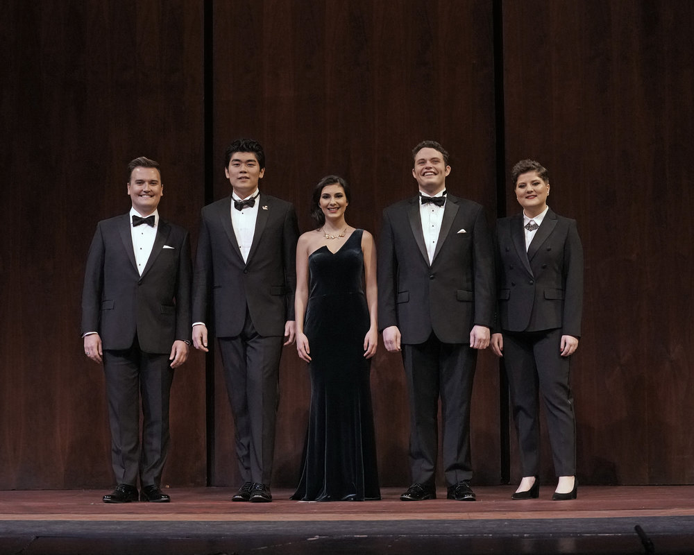 National Council Winners 2019
