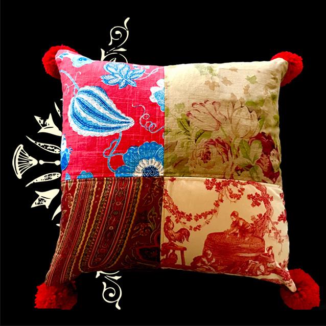 PB Blazing Red Pom Pom Pillow.jpg