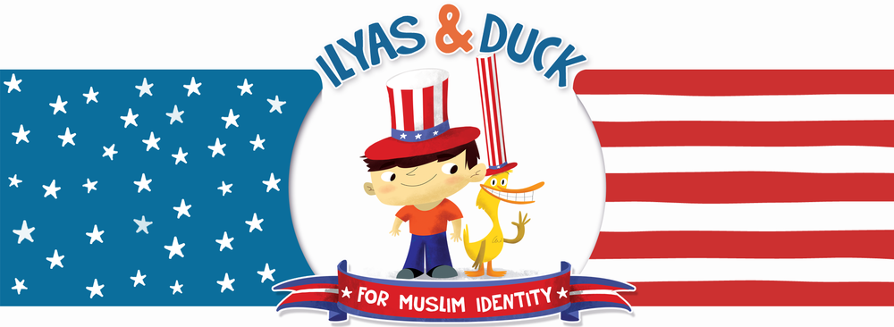 Ilyas and Duck For Muslim Identity