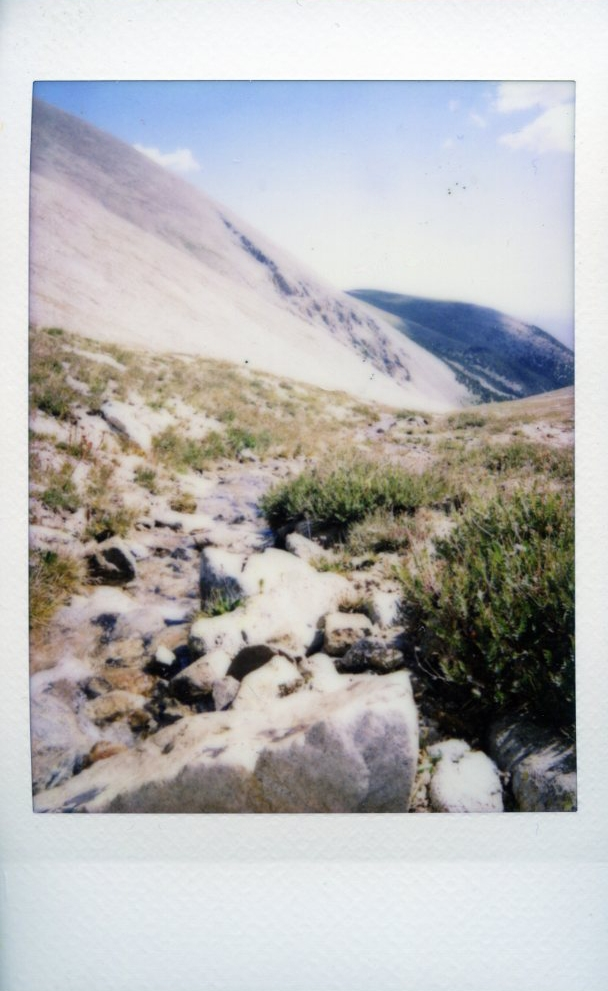 Mount Antero, Colorado, 2014