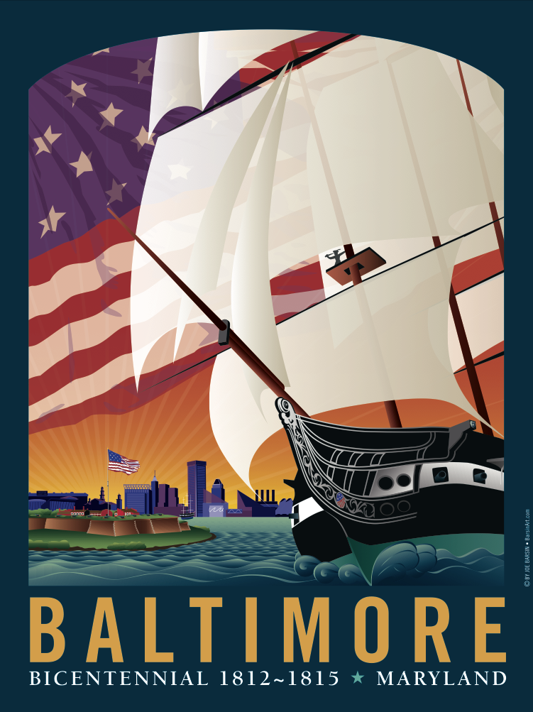 Baltimore: By the Dawn's Early Light ...