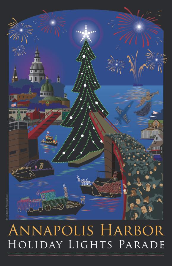 Annapolis: Holiday Lights Parade