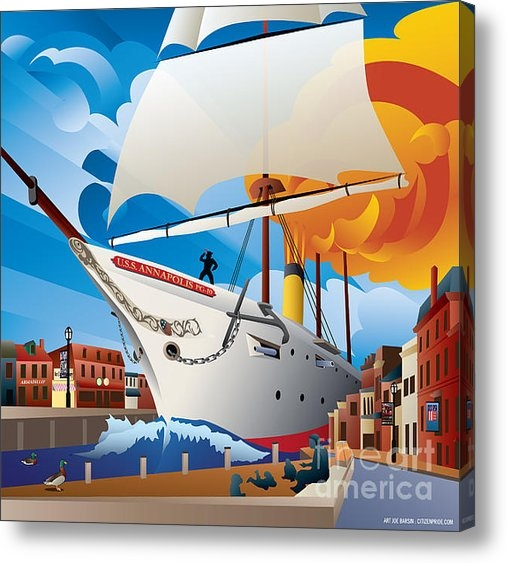 """Shown here on gallery wrap stretched canvas print - 1.5"""" border; Matte finish"""