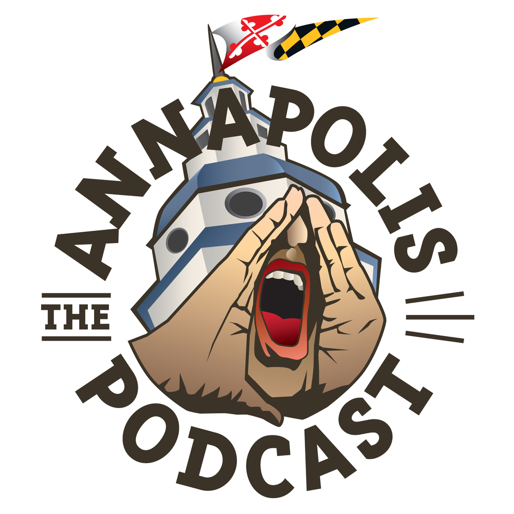 New logo for The Annapolis Podcast!
