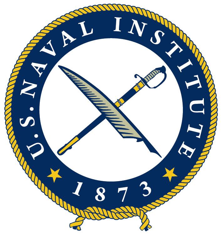 New USNI emblem by JEB Design
