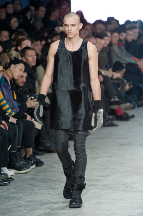 Paris Fashion Week: Rick Owens Fall/Winter 2013