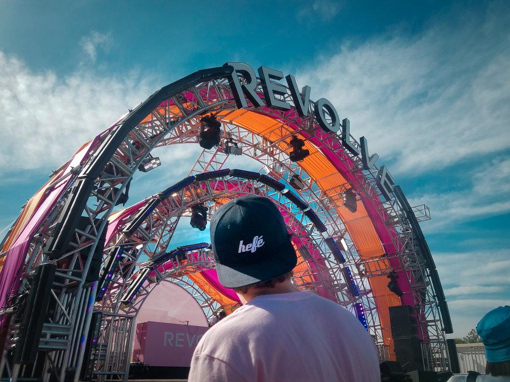 Revolve Festival - Coachella, CA 2019