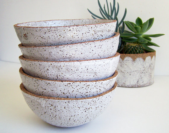 Speckled Bowl, $32.88