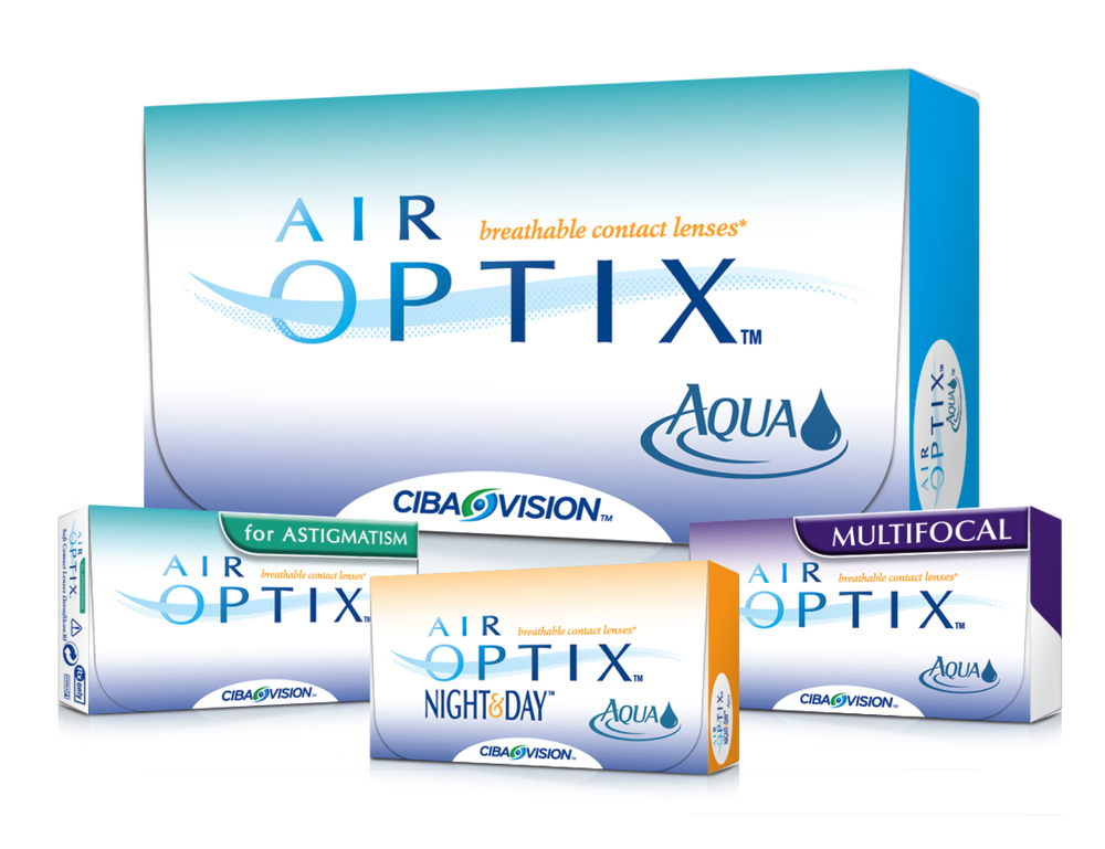 Air Optix Contacts Online In Store At Eye Columbus Eye