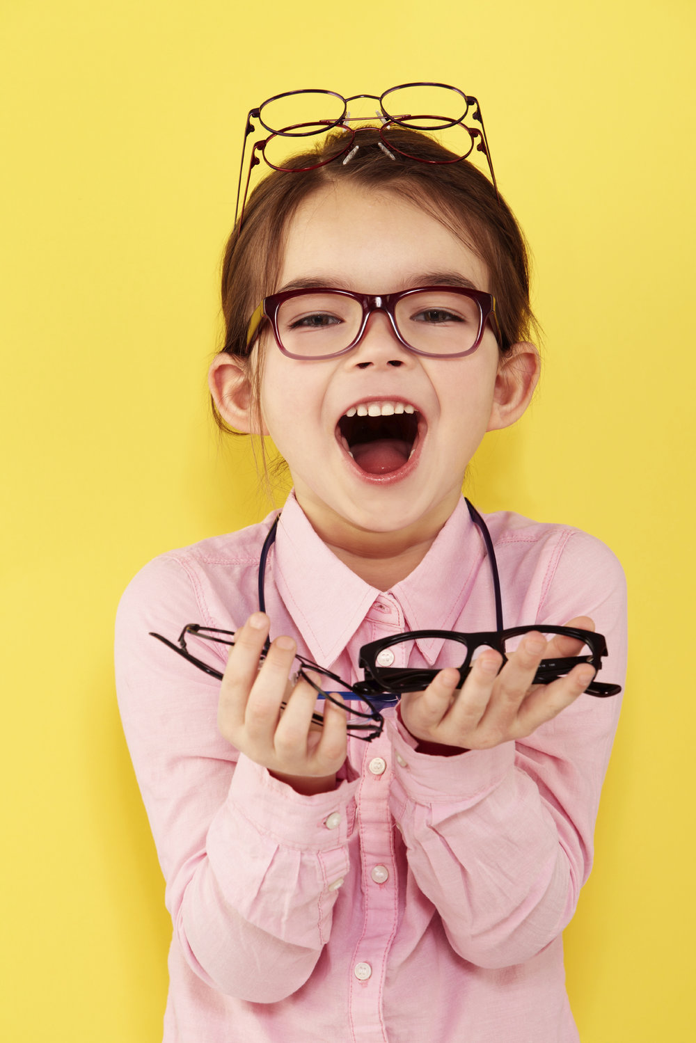 KIDS GLASSES - STARTING AT ONLY $99