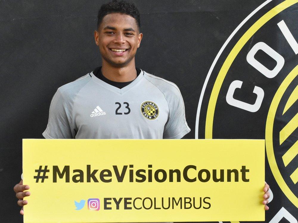 Zack Steffen - Columbus Crew SC |  @zackstef_23