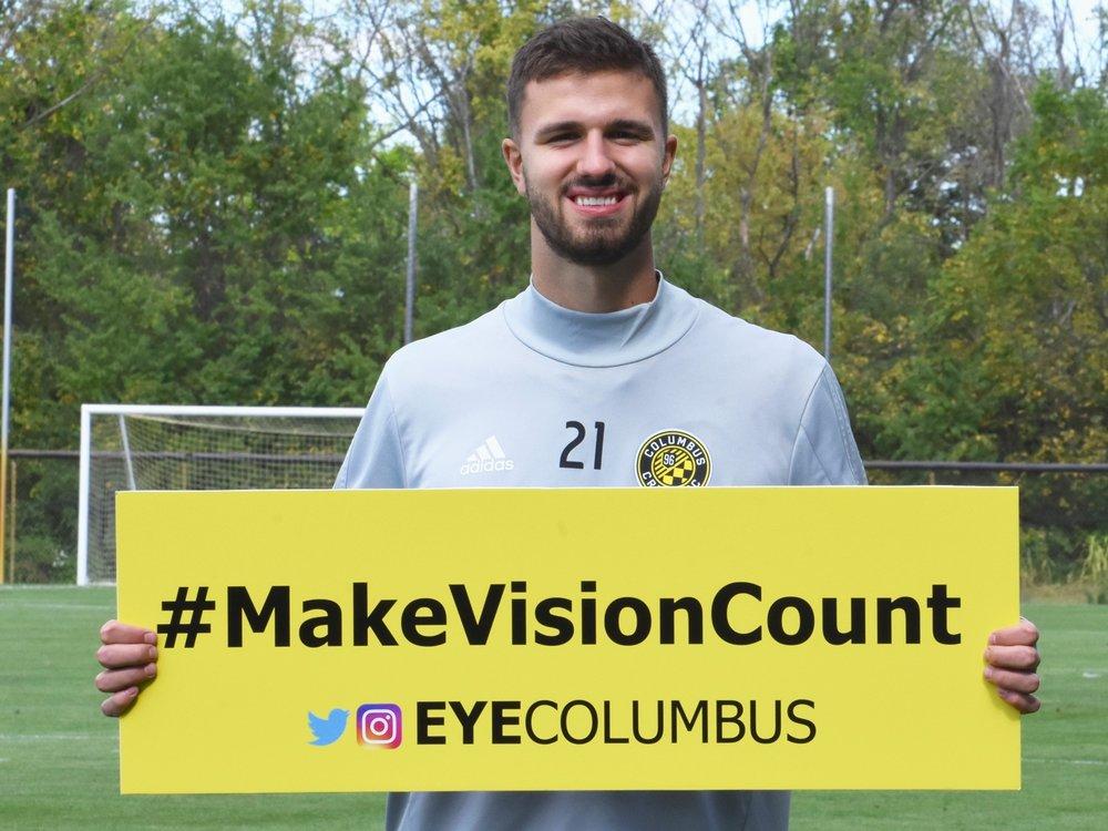 Alex Crognale - Columbus Crew SC |  @alexcrognale