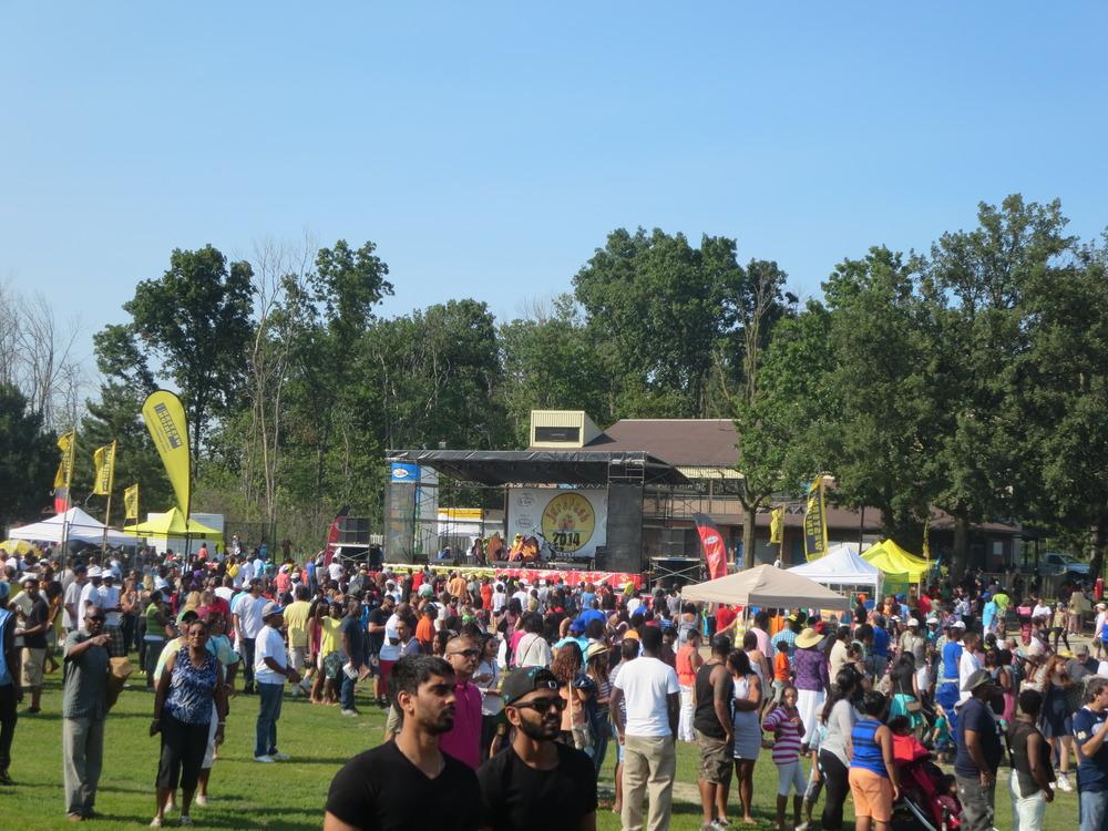 Jerkfest - stage