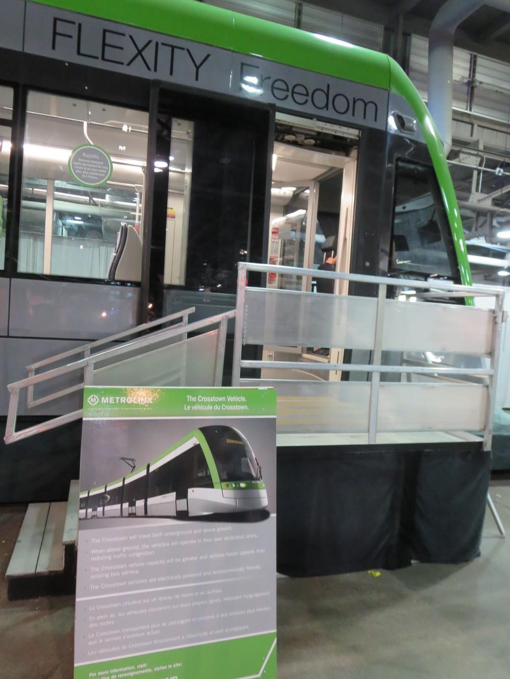 LRT for the Eglinton Crosstown
