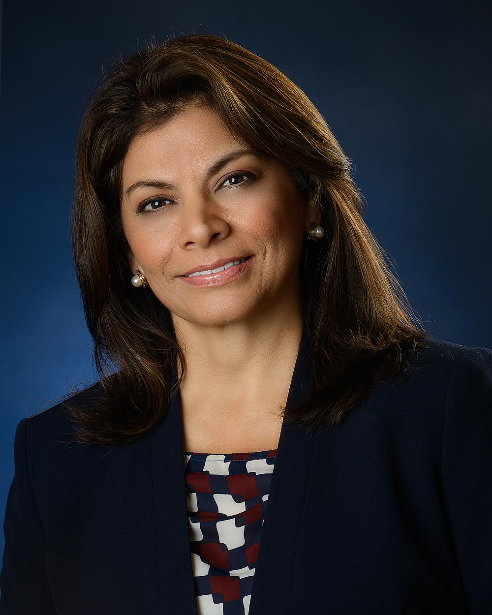 Laura Chinchilla-President of Costa Rica 2010-14