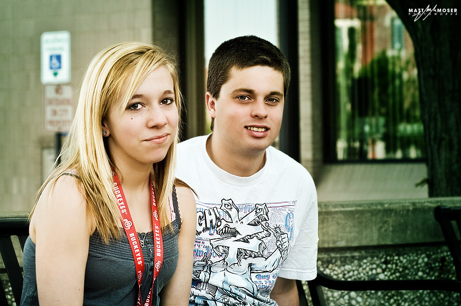 Stranger #7 - Christine & Josh