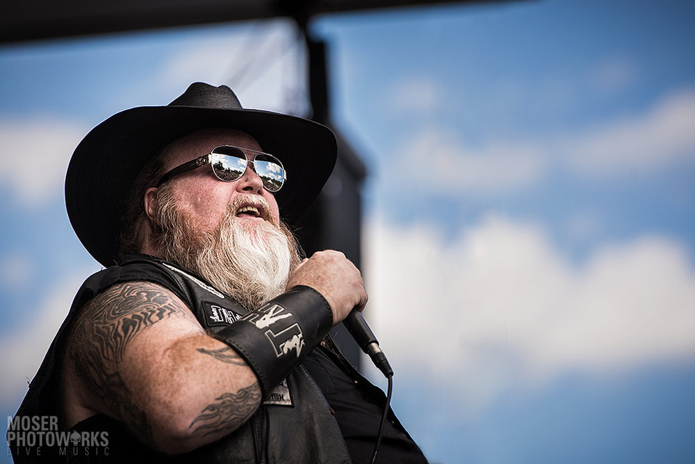 Big Dad Ritch of Texas Hippie Coalition