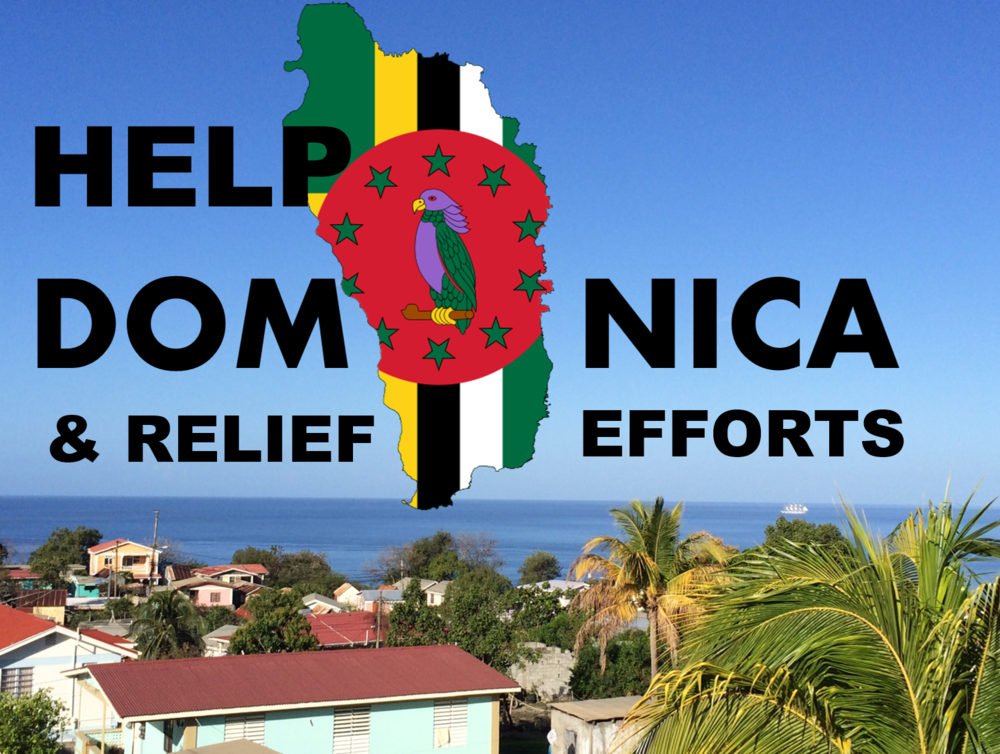 This is an urgent appeal to assist the people of Coulibistrie, Dominica WI. AFCC has begun raising funds to help in the immediate relief. There is no power or running water at this time. AFCC will continue to collect items through September. click the button below to donate.