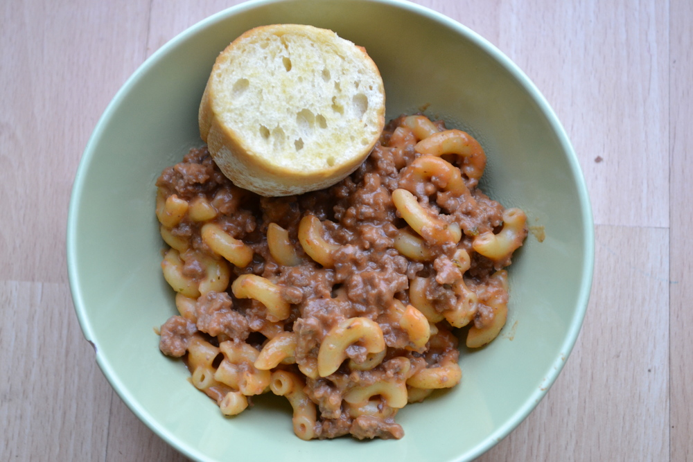 Cheesy Hamburger Skillet DIY Hamburger Helper