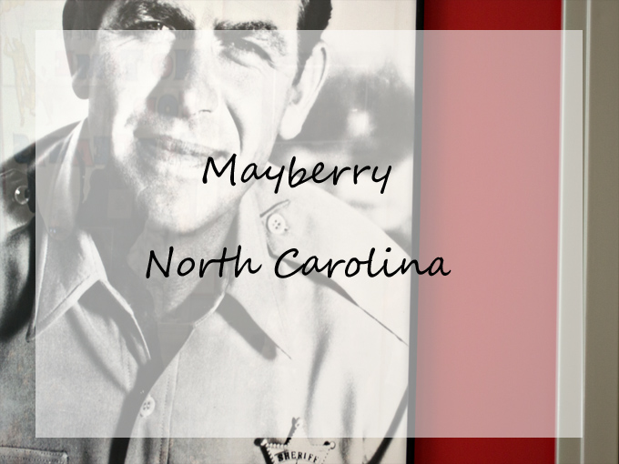 Mayberry NC | Life As Liz