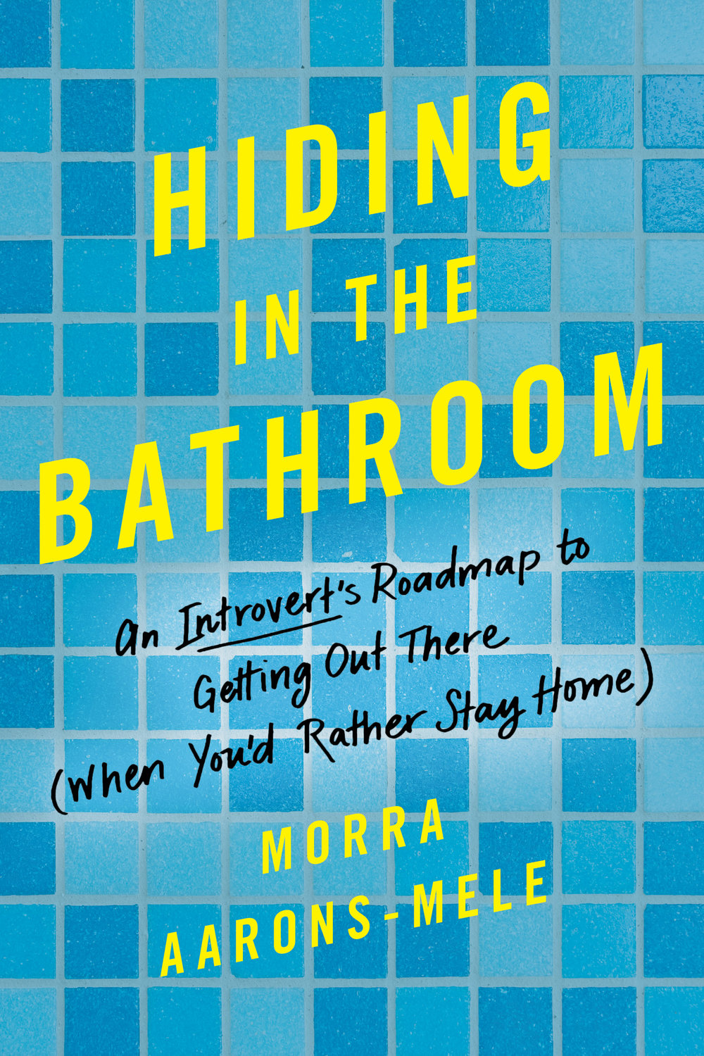 Listen to my podcast Hiding in the bathroom and other unlikely secrets of success