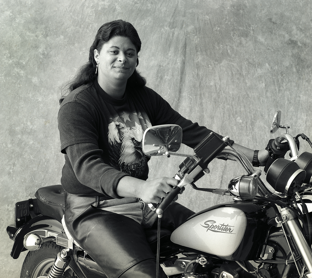 Angie, E. Palo Alto, 1992
