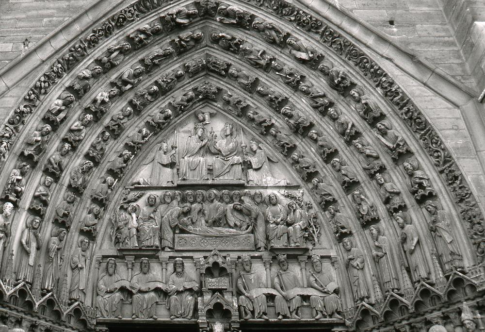 Notre Dame, Detail