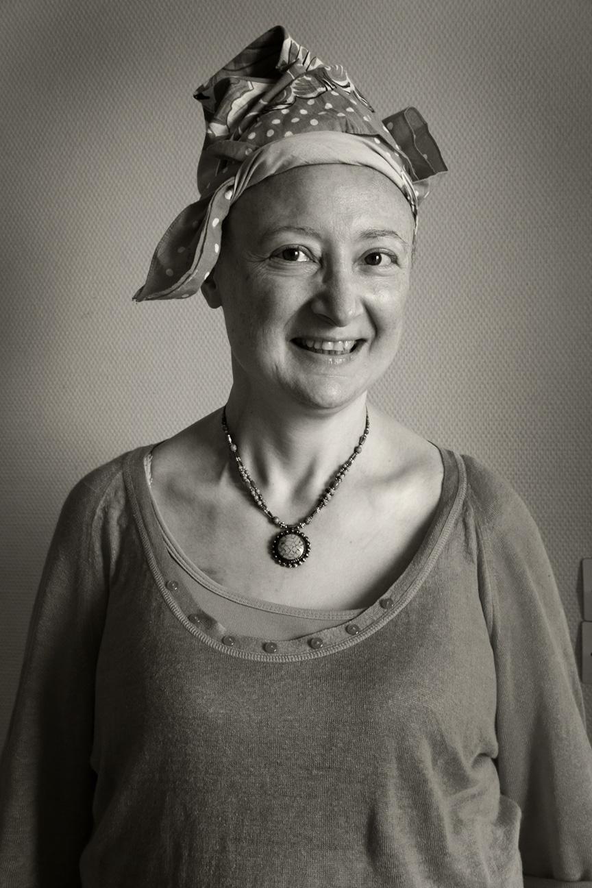 Claire Mitnik, Paris, 2014