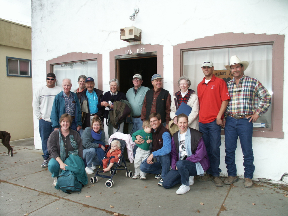 BB Farms, Meeting, Firebaugh, CA 2002