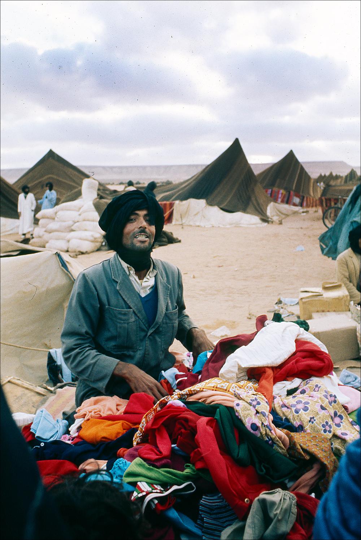 Desert Trader, Tan Tan, Morocco 1971