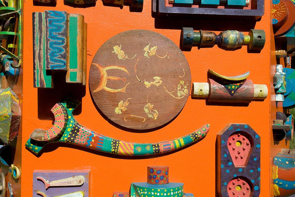 Detail from Kiosk