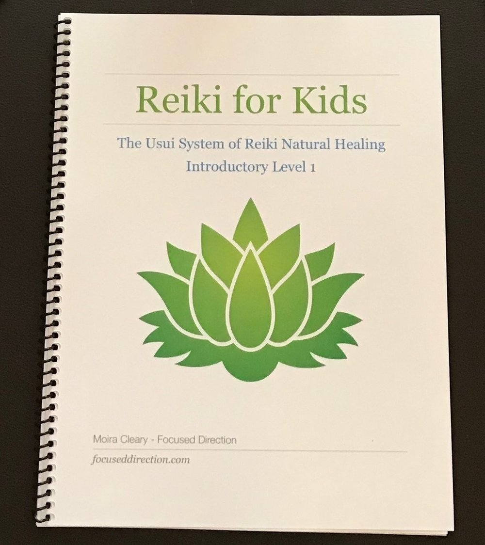 Focused Direction Reiki for Kids Class