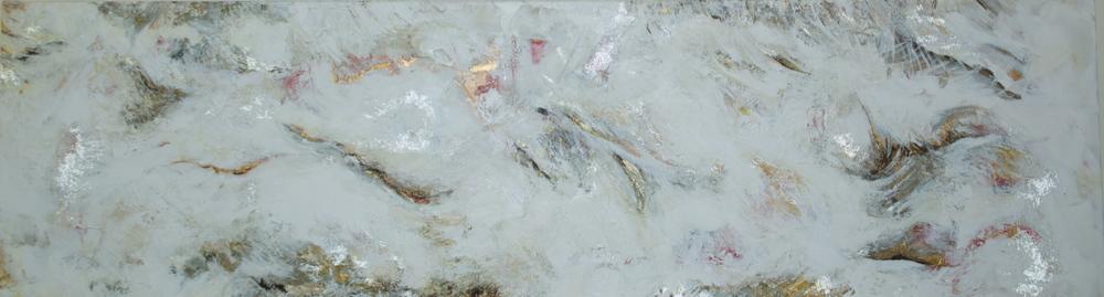 """Acrylic on Canvas  20""""x72"""""""