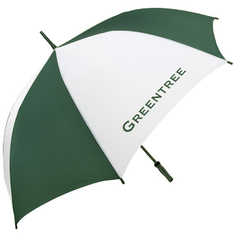 tagUmbrella.com |2088 Dark Green/White