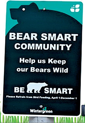 Read the December 2010 feature article about Wintergreen's Bear Smart program. [PDF]