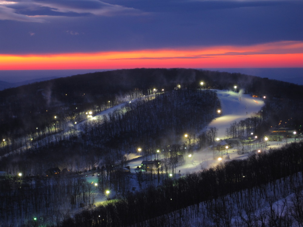 Daybreak on the Slopes.JPG