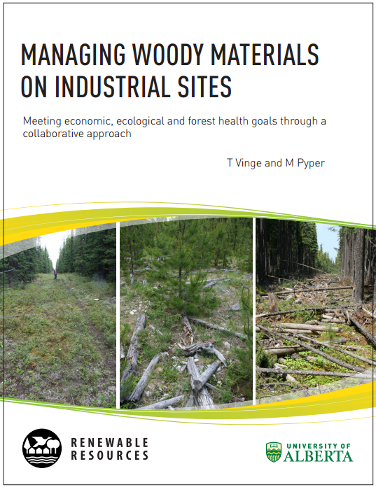 Managing Woody Materials on Industrial Sites