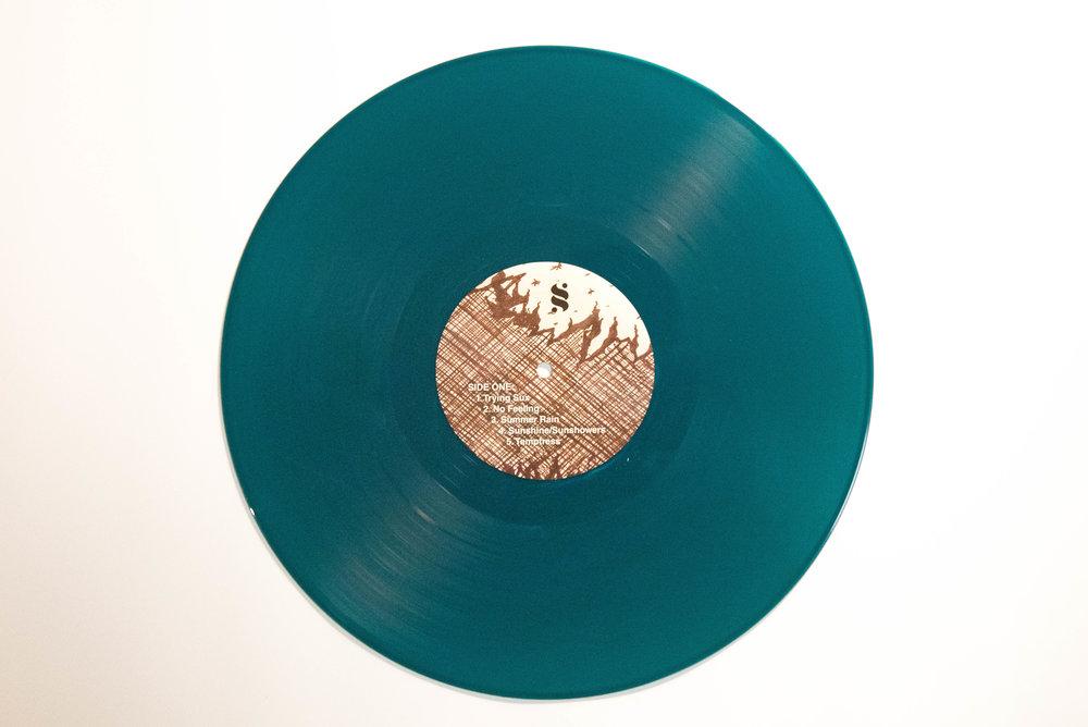Translucent Turquoise