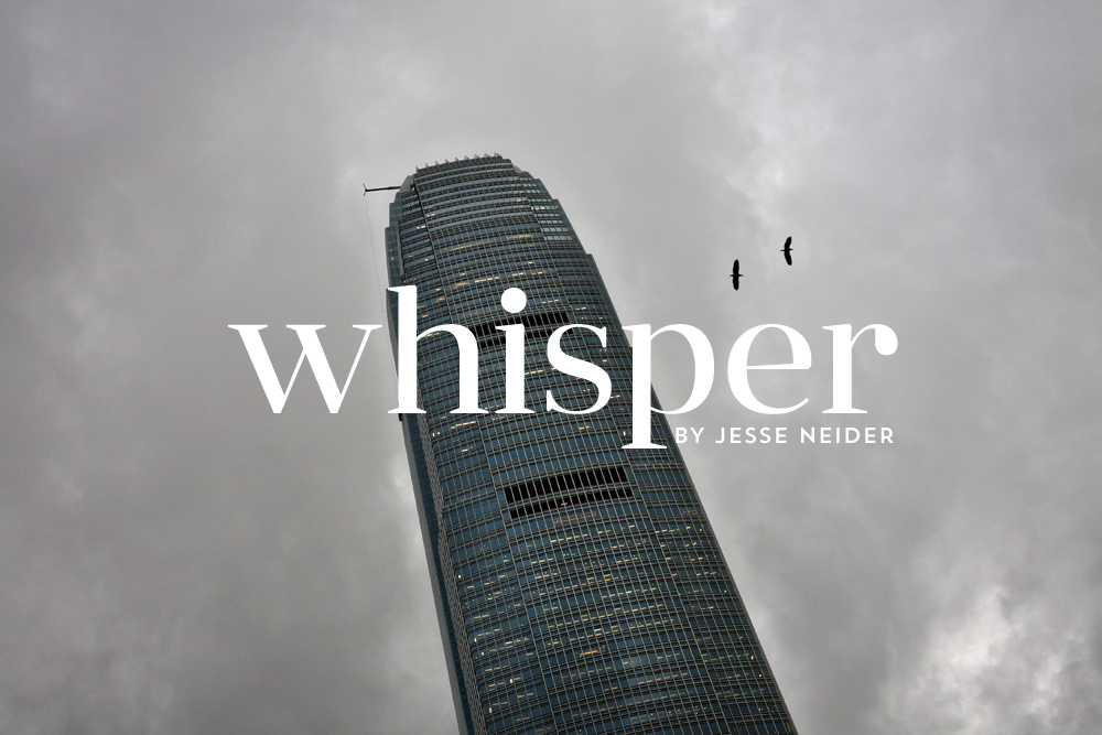 WHISPER: A meditation on individualism in a society more often known for conformity among the masses >> Motion Graphics, Editor