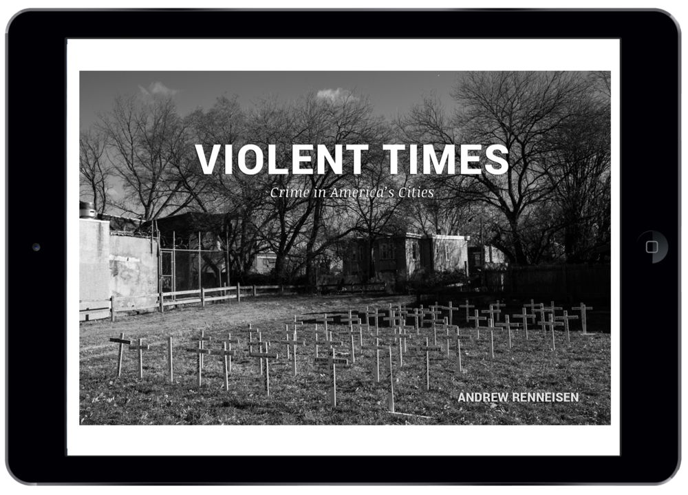 VIOLENT TIMES: Crime in America's Cities >> Picture Editor