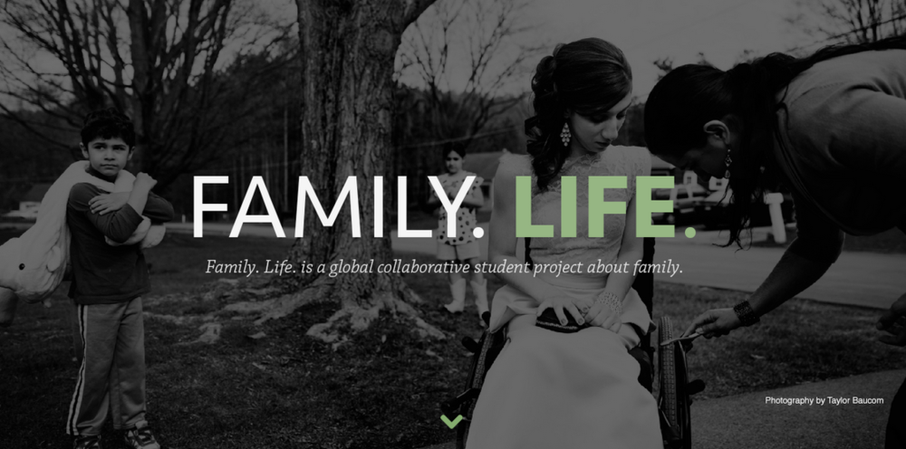 Family. Life. >> Project Director
