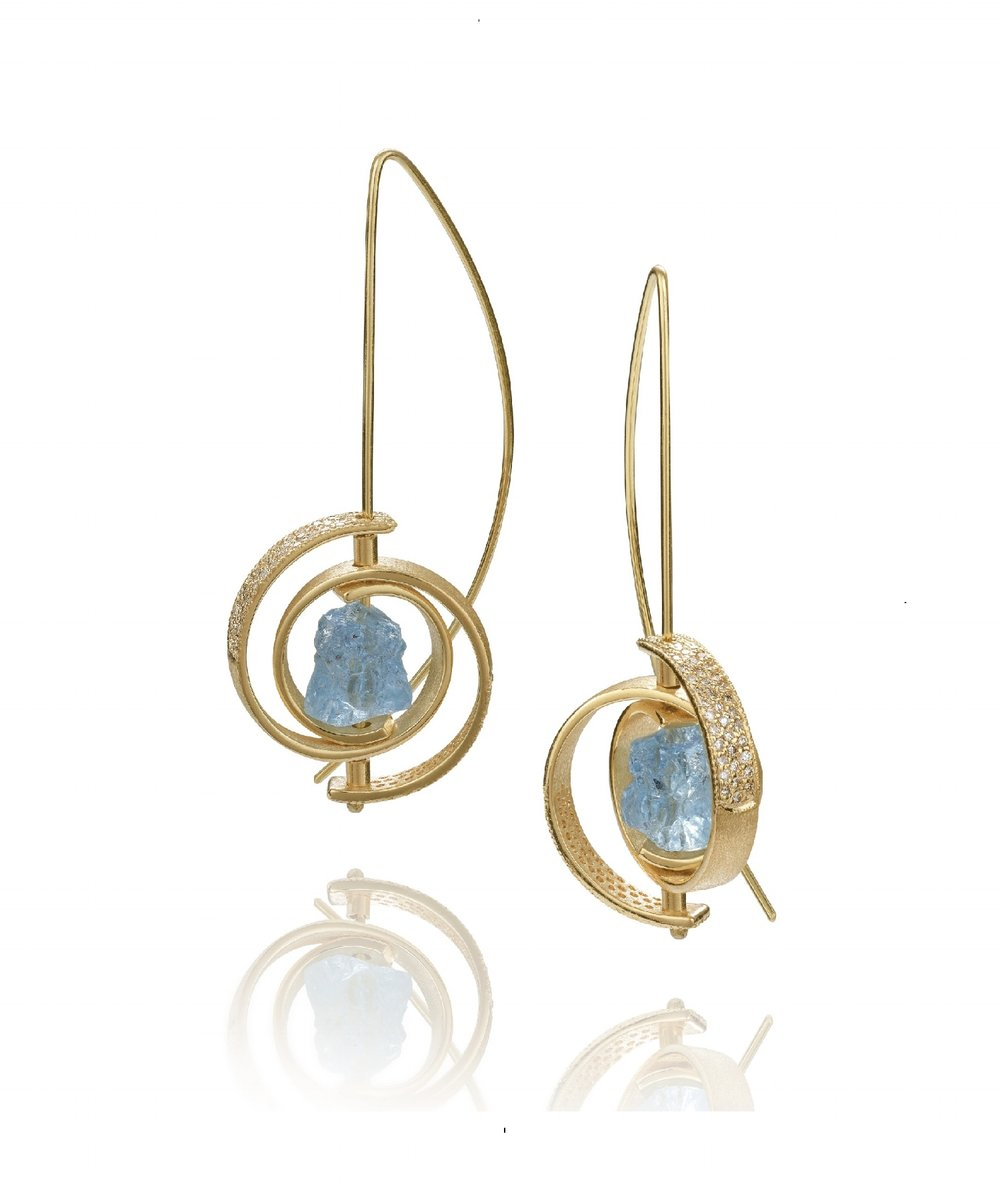 Award Winning INSPIRO Ceres Earrings